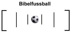 Bibel - Bibelfussball